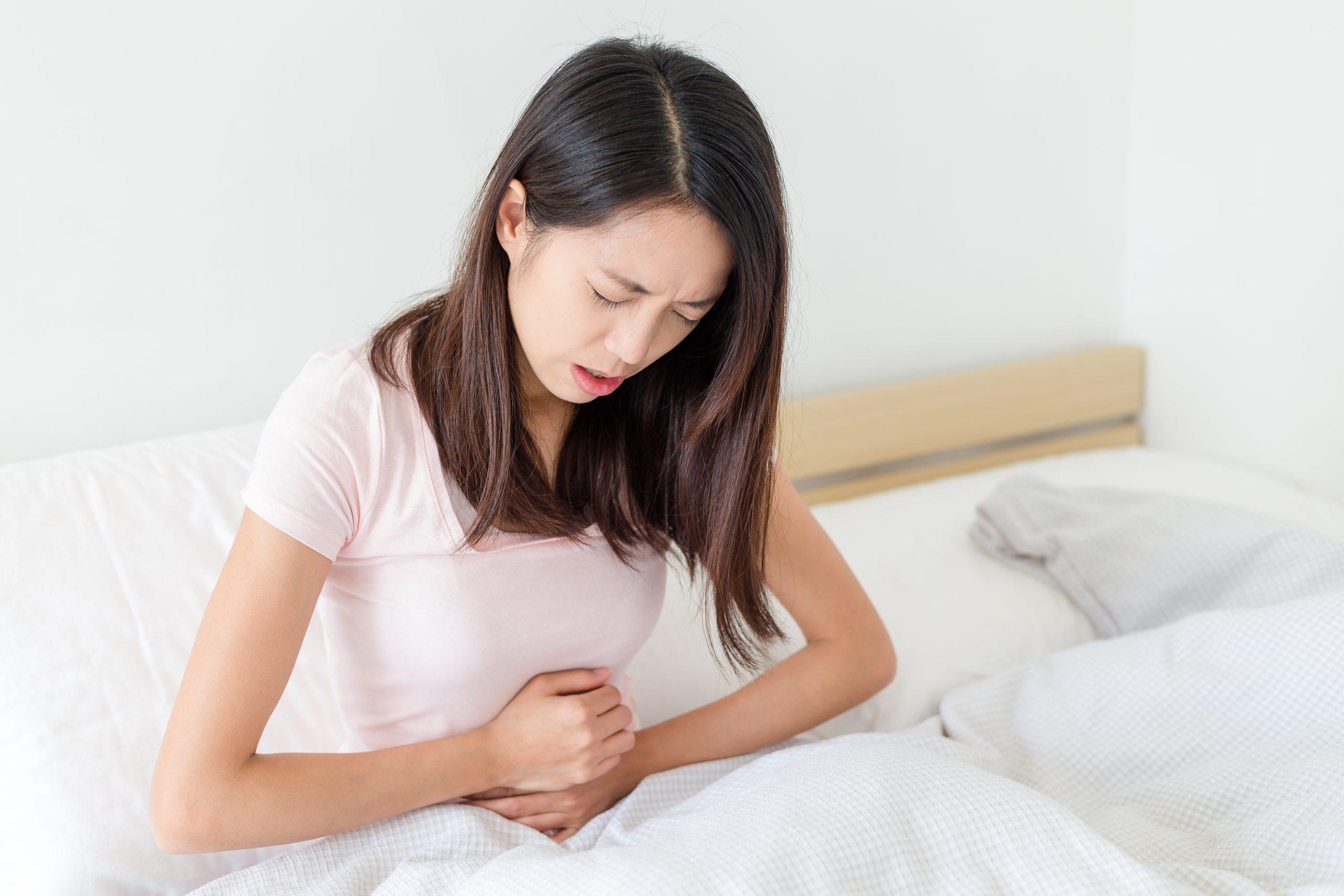 女月経前症候群の問題